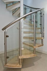 33 flamboyant modern staircase designs close up of spiral with
