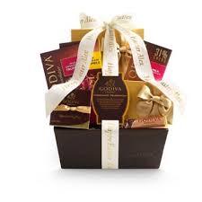 hot chocolate gift basket chocolate hot cocoa canister godiva
