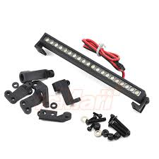 12v led light bar for 1 8 1 10 truck crawler 6276 01 6276 01 by pro line 4 inch