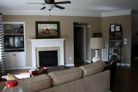 Family Room Wall Ideas by Classic Accent Wall In Living Room Concept Family Room In Accent