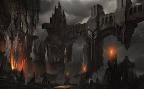 halloween castle background fantasy dark castle wallpaper hd background wallpaper 16 hd