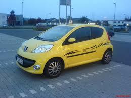 peugeot yellow peugeot 107 tuning id 66368 u2013 buzzerg