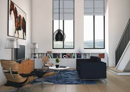 Ames Chair Design Ideas Room View Eames Chair Living Room Home Design Top To