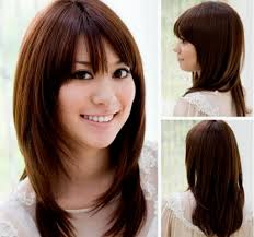 korean layered hairstyle haircuts black