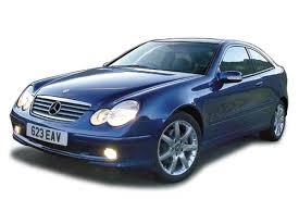 2004 mercedes c230 coupe mercedes c class sports coupé review 2001 2008 parkers