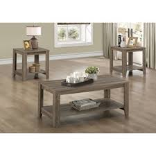 Coffee And End Table Sets Get Oak Coffee Tables For Durability And Style Furniture Depot