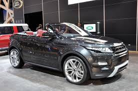 range rover small 2016 range rover evoque convertible cabriolet comes with a