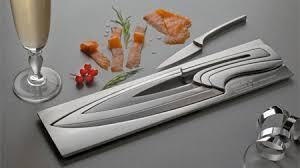 Modern Kitchen Knives Nesting Knives