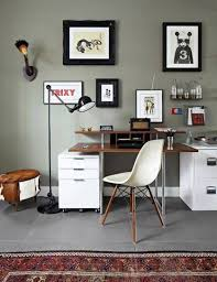 home wall colors for home office