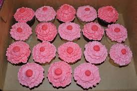 leah u0027s sweet treats pink and zebra baby shower cupcakes