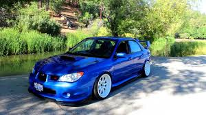 Subaru Impreza Sti Custom Youtube