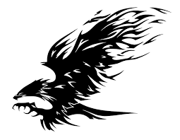 eagle tattoo clipart 52 amazing tribal eagle tattoos designs with meanings