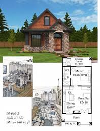 225 best small tiny house floorplans images on pinterest