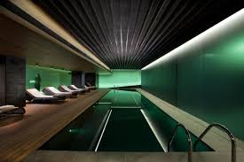 2013 stunning green indoor swimming pool deeps in black and