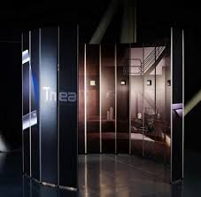 portable room dividers room partitions movable graphic walls