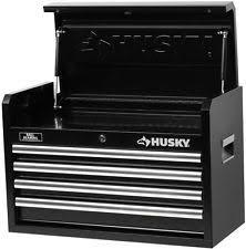 husky 66 in w 24 in d 12 drawer heavy duty mobile workbench husky tool box ebay