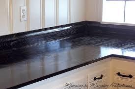 diy kitchen countertops ideas diy wood countertop attractive wood kitchen countertops diy