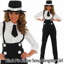 20s fancy dress mens ladies 1920s gangster costume womens