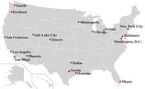 map of us cities file us sanctuary cities map svg wikimedia commons