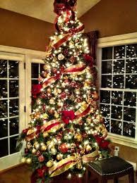 How To Put Lights On A Real Christmas Tree Lighting A Christmas Tree Part 45 Christmas Light Tree For Your