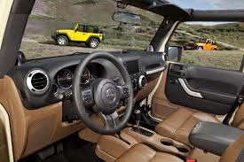jeep liberty 2018 interior 2011 jeep wrangler facelift first official photos
