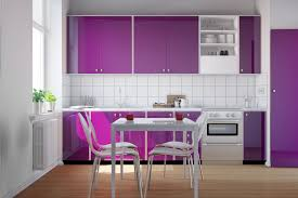 Purple Kitchen Designs by Cool Purple Kitchen Design Ideas Baytownkitchen Charming