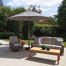Patio Furniture Umbrella Treasure Garden The World S Favorite Shade