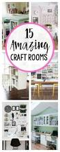 Diy Craft Desk With Storage by Best 25 Craft Room Tables Ideas On Pinterest Craft Tables Desk