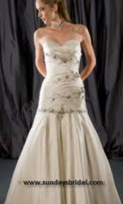 alfred sung bridal alfred sung 6777 150 size 12 new un altered wedding dresses