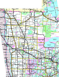 state map official minnesota state highway map
