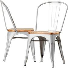 Metal Dining Chairs Metal Dining Chairs Joss