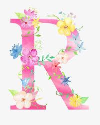 Excepcional Flores letra r, Carta, Flor, R Imagen PNG   sin fondo   Pinterest  @NW02