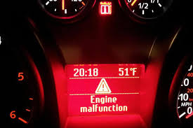 ford check engine light engine management light most common reasons it illuminates