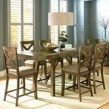 Silver Dining Room Set by Silver Matinee 5 Piece 48 Inch Round Dining Room Set Efurniture