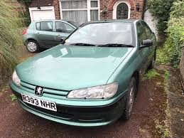 peugeot 406 2 0 hdi manual milage 74175 great condition in
