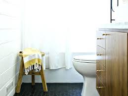 home interior bathroom black white and gold bathroom home interior design ideas black white