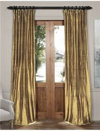 Gold Color Curtains Sconce Gold Textured Dupioni Silk Curtain Textured Dupioni Silk