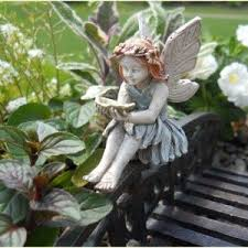 design ideas statues for garden exquisite fairies