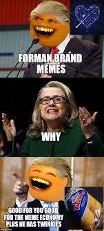 Good For You Meme - orange trump endorsements imgflip