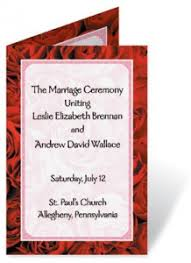 Wedding Program Fans Wording Wedding Program Wording What To Include Paperdirect Blog