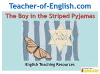 ks3 english teaching resources the boy in the striped pyjamas