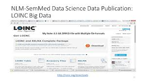 nlm semantic medline data science data publication