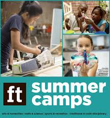 summer camps 2017 special sections free times com