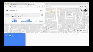 Google Timeline Maps View U0026 Manage Your Location History Using Google Maps Timeline
