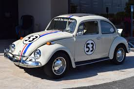 volkswagen old cars used 1973 z movie car herbie 1 beetle moving parts venice fl