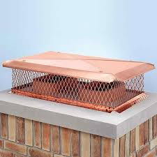 fireplace chimney caps installation