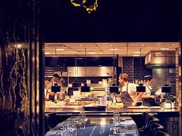 Marcus  Michelin Starred Dining At The Berkeley Hotel - Kitchen table restaurant london