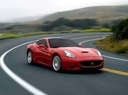 Ferrari California 2012 - car model 2012 2012 ferrari california