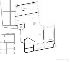 cn tower floor plan zaha hadid designs interiors for dubai u0027s opus office tower