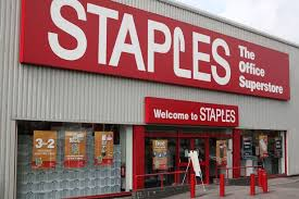 stationery brand staples is to disappear after struggling business